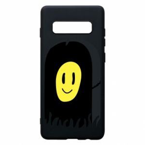 Phone case for Samsung S10+ Smile