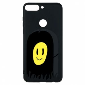 Phone case for Huawei Y7 Prime 2018 Smile