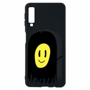 Phone case for Samsung A7 2018 Smile