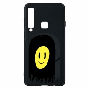 Phone case for Samsung A9 2018 Smile