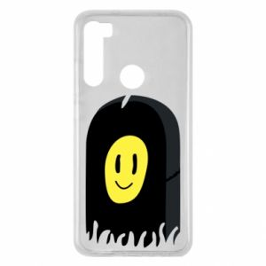 Xiaomi Redmi Note 8 Case Smile