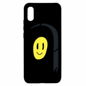 Xiaomi Redmi 9a Case Smile