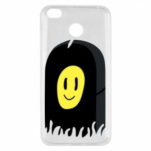 Xiaomi Redmi 4X Case Smile