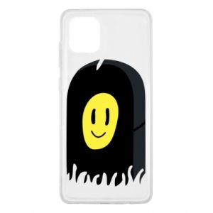 Samsung Note 10 Lite Case Smile