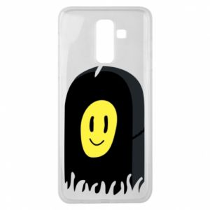 Samsung J8 2018 Case Smile