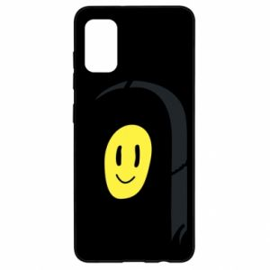 Samsung A41 Case Smile