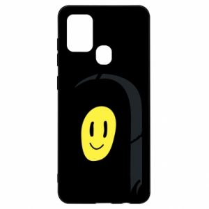 Samsung A21s Case Smile