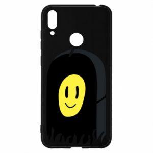 Huawei Y7 2019 Case Smile