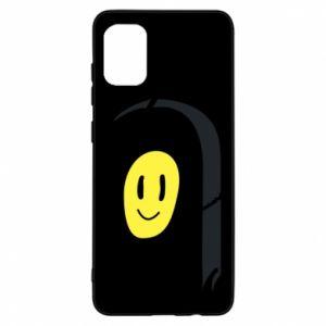 Samsung A31 Case Smile