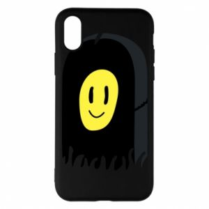Phone case for iPhone X/Xs Smile