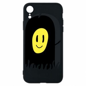 Phone case for iPhone XR Smile