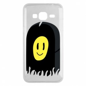 Phone case for Samsung J3 2016 Smile