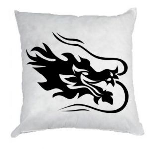 Pillow Dragon with fire