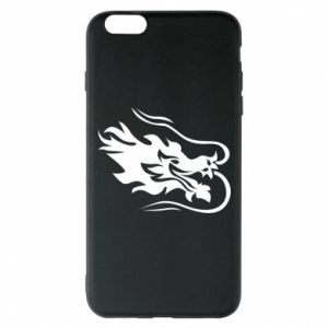 Phone case for iPhone 6 Plus/6S Plus Dragon with fire