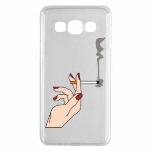 Etui na Samsung A3 2015 Smoking hand