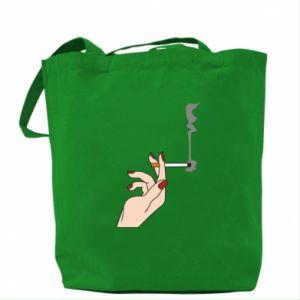 Torba Smoking hand