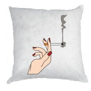 Poduszka Smoking hand