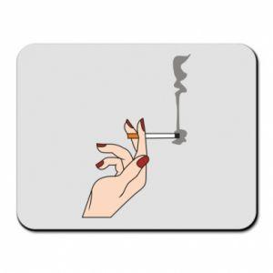 Podkładka pod mysz Smoking hand