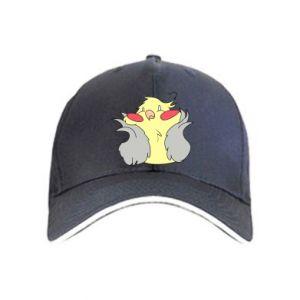 Czapka Smug parrot
