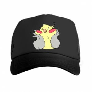 Czapka trucker Smug parrot