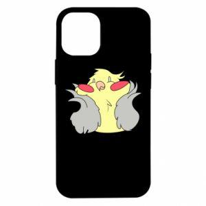 Etui na iPhone 12 Mini Smug parrot