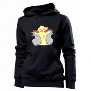 Bluza damska Smug parrot