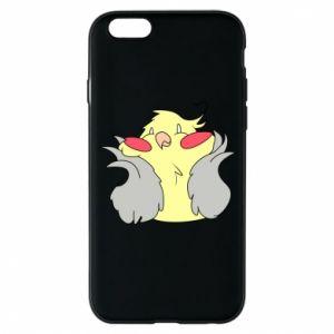 Etui na iPhone 6/6S Smug parrot