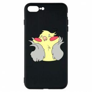 Etui do iPhone 7 Plus Smug parrot
