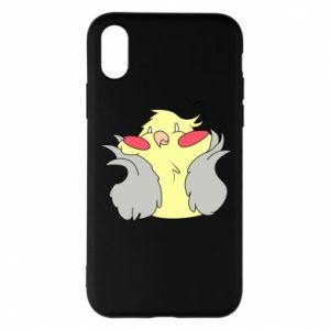Etui na iPhone X/Xs Smug parrot