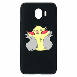 Etui na Samsung J4 Smug parrot