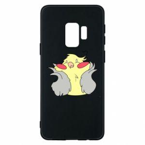 Etui na Samsung S9 Smug parrot