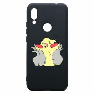 Etui na Xiaomi Redmi 7 Smug parrot