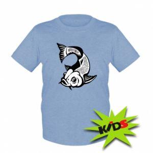 Dziecięcy T-shirt Som