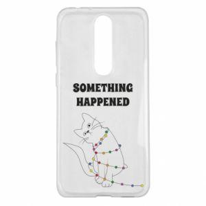 Etui na Nokia 5.1 Plus Something happened