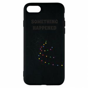 Etui na iPhone SE 2020 Something happened
