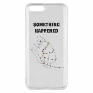 Phone case for Xiaomi Mi6 Something happened