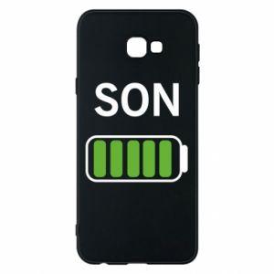 Phone case for Samsung J4 Plus 2018 Son charge - PrintSalon