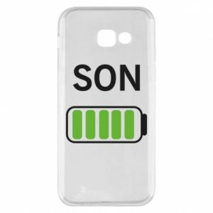 Phone case for Samsung A5 2017 Son charge - PrintSalon