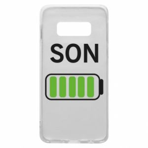 Phone case for Samsung S10e Son charge - PrintSalon