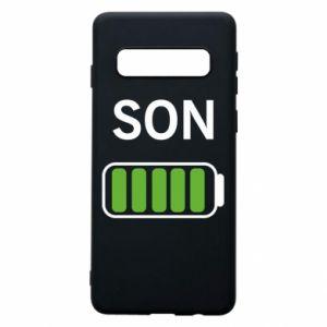 Phone case for Samsung S10 Son charge - PrintSalon