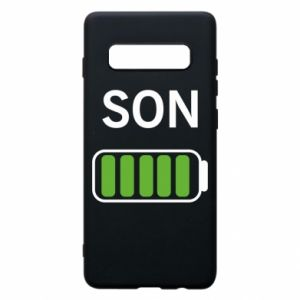 Phone case for Samsung S10+ Son charge - PrintSalon
