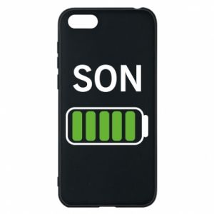 Phone case for Huawei Y5 2018 Son charge - PrintSalon