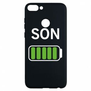 Phone case for Huawei P Smart Son charge - PrintSalon