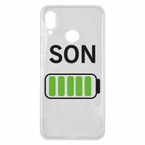 Phone case for Huawei P Smart Plus Son charge - PrintSalon