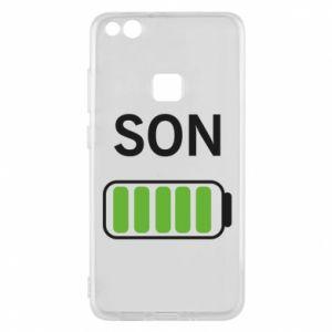 Phone case for Huawei P10 Lite Son charge - PrintSalon
