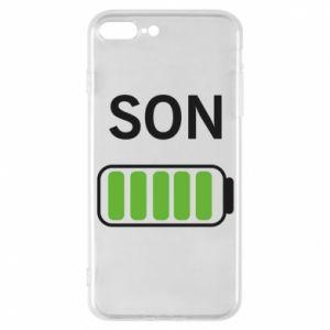 Phone case for iPhone 7 Plus Son charge - PrintSalon