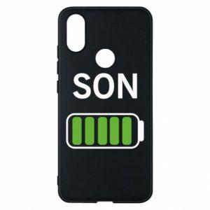 Phone case for Xiaomi Mi A2 Son charge - PrintSalon