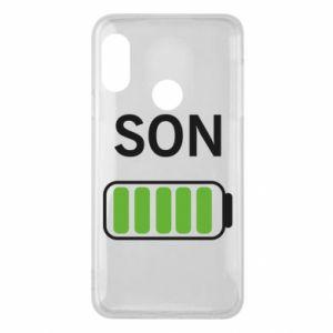 Phone case for Mi A2 Lite Son charge - PrintSalon