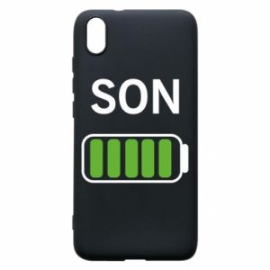 Phone case for Xiaomi Redmi 7A Son charge - PrintSalon