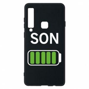 Phone case for Samsung A9 2018 Son charge - PrintSalon